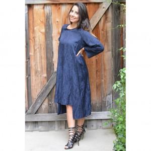 squared-jaqcuard-deep-blue-dress-1-1024x1024