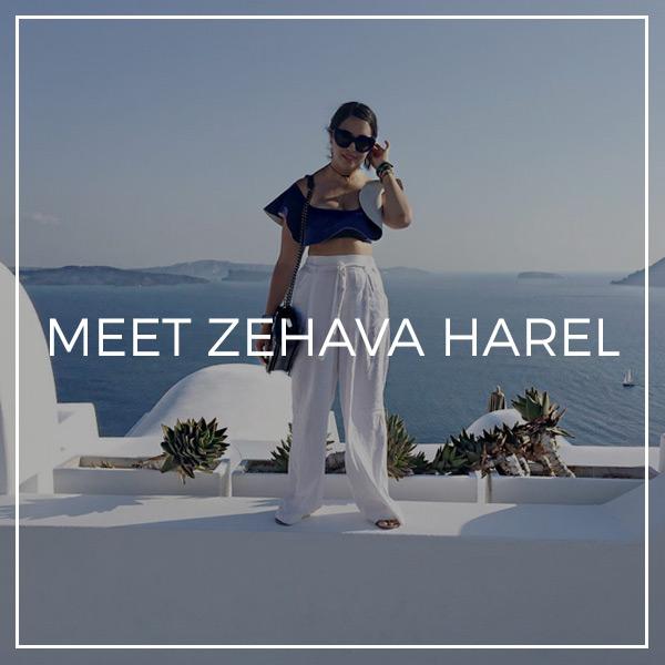 Meet Zehava Harel