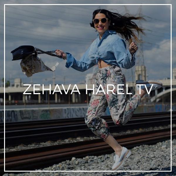 Zehava Harel TV